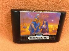 Phantasy Star II 2 *Authentic* Sega Genesis Fast Free Shipping RARE!