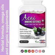 Acai Immuno Defence v2 Concentrated Antioxidant and Immunity Formula 100 caps