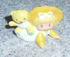 Strawberryland Miniatures BUTTER COOKIE jelly bear Strawberry Shortcake pvc no2