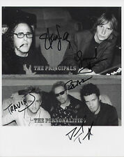 THE DICKIES Signed 10x8 Photo THE INCREDIBLE SHRINKING DICKIES COA