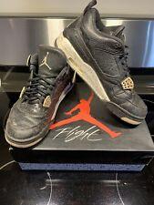 2014 Air Jordan 4 Retro Oreo Mens Size 10.5314254 003