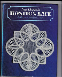 NEW DESIGNS IN HONITON LACE