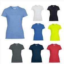 Magliette da donna in poliestere con girocollo taglia 46