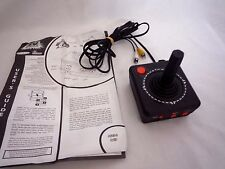 JAKKS PACIFIC / RETRO ATARI TV PLUG & PLAY GAME 10 IN 1 WITH INSTRUCTION BOOKLET
