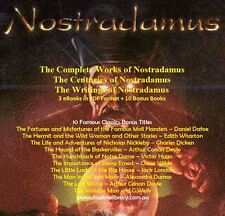 The Prophecies Nostradamus - 3 ebooks + 60 Bonus Titles