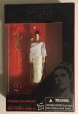 DISNEY HASBRO STAR WARS PRINCESS LEIA ORGANA --- THE BLACK SERIES--NIB