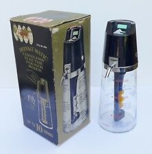 Vintage / Retro Drinko' Matic Cocktail Mixer & Pourer by Forda (Hong Kong) VGC