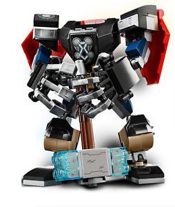 LEGO: Marvel Avengers Thor Mech Armour No Minifigure.  from 76169. New & Unbuilt