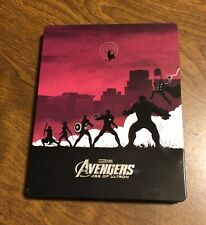 Avengers Age of Ultron Blu Ray SteelBook Limited Edition Best Buy