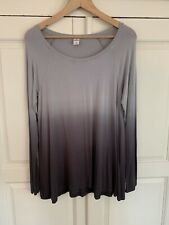 hollister grey t shirt Size M