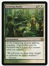 MTG X4: Growing Ranks, Return to Ravnica, R, NM-Mint - FREE US SHIPPING!