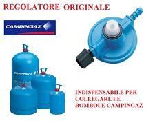 REGOLATORE PRESSIONE ORIGINALE CAMPINGAZ PER BOMBOLE 901-904-907-909