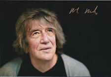 Howard MARKS SIGNED Autograph 12x8 Photo AFTAL COA Mr NICE GLASTONBURY