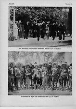 1914 Mexiko Pancho Villa