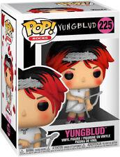 Pop Rocks Yungblud 3.75 Inch Action Figure - Yungblud #225
