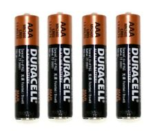 12 x Batterie AAA DURACELL....... PILA ALCALINA.. NUOVISSIMA bateries
