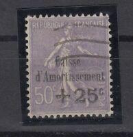 AG4930/ FRANCE – SEMI POSTAL - Y&T # 276 USED - CV 130 $