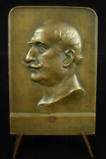 Médaille personnage célèbre à déterminer ? E Delfoly 1918 medal