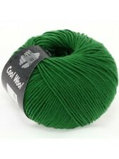 Cool Wool Merino superfein Lana Grossa Fb 2017 grün