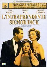 L'intraprendente Signor Dick 2 DVD Nuovo Sigillato Shirley Temple Cary Grant