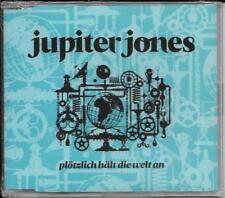 Single-CD Jupiter Jones `Plötzlich hält die Welt an` Neu/OVP