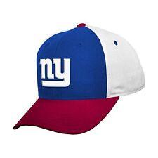 New York Giants NFL Youth Boys 8-20 Adjustable Team Colors Logo Hat/Cap