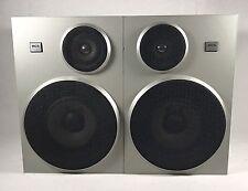 Vintage MCS Series Modular Component System 2 Way Speakers Model No. 683-8320
