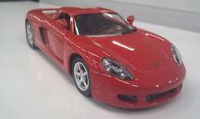 Porsche Carrera GT red kinsmart TOY model 1/36 scale diecast Car