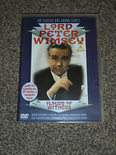 LORD PETER WIMSEY : CLOUDS OF WITNESS - BBC DRAMA SERIES DVD VGC (FREE UK P&P)