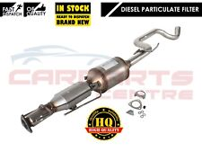 FOR VAUXHALL ZAFIRA 1.9 150 BHP DIESEL PARTICULATE FILTER DPF CAT 2005- Z19DTH