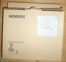 IKEA Minnen Ceiling Light Annie Hulden Sanna Dahlman Design Boxed