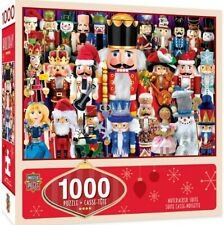 MasterPieces - HOLIDAY - Nutcracker Suite - 1000 Piece Jigsaw Puzzle & Poster