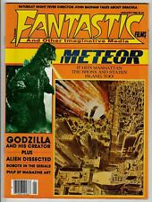 FANTASTIC FILMS #13 JAN 1980 NM- 9.2 BLAKE PUBLISHING - METEOR - GODZILLA