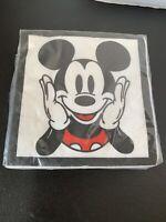 Vintage Mickey Minnie Napkins Party Supply Walt Disney Beach Everyday