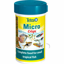 Tetra Micro Crisps 39g/100ml Complete food for small tropical fish