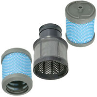 HOOVER FD22 Freedom T113 Post Motor Washable Exhaust Vacuum Filters Mesh Shroud