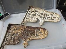 Victorian Sink Brackets Shelf Shelve Holder Architectural Antique Vintage Old