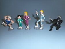 Captain Future Figuren SET / RAR / Schleich / Bully / Heimo