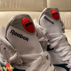 Reebok The Pump 25th Anniversary Bringback - DS - OG White - US8.5 UK7.5 EU41