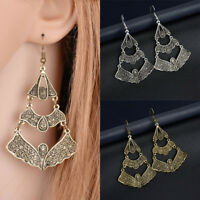 Bohemia Fashion Women Bat Earrings Ear Drop Dangle Hook Earrings Vintage Jewelry