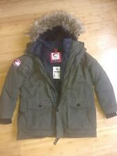 Canada Weathergear Mens XL Heavyweight Parka Jacket Super Triple Goose Down.