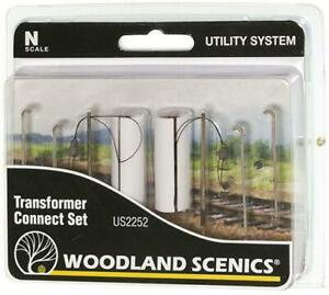 Woodland Scenics Terrain Transformer Connection Set (N Scale) Pack New