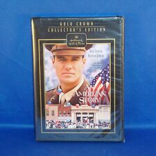 An American Story - Hallmark Hall of Fame Gold Crown Collector's Edition DVD NEW