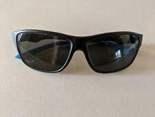 "DENALI Eyeglasses Frame 59-15-145 Matt Blk/Blue ""Mountaineer"""