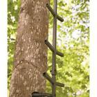 Heavy-Duty Climbing Sticks 25FT Full Step Steel Safe Climb Tree Stand Hunt Game