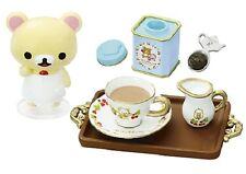 05/2017 Re-Ment Miniature Rilakkuma Longing British Tea Time # 5 Tea Caddy