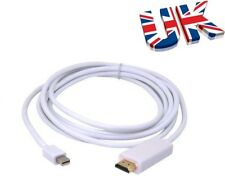 Mini DisplayPort/Thunderbolt to HDMI Cable Mac to TV Video+Audio 1.8 m [ HNQ ]