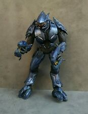 Halo 3 Series 3 Campaign Elite Combat Blue figure COMPLETE MINT loose McFarlane