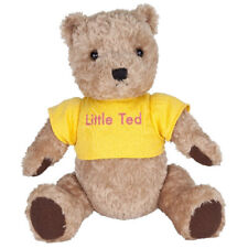 "Play School ABC Little Ted Jointed Teddy Bear 9""/23cm soft plush toy NEW"