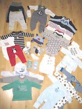 Baby Junge 38-tlg XXL-Bekleidungspaket/Bekleidung-Paket/Set *62* H&M+Kanz+Esprit